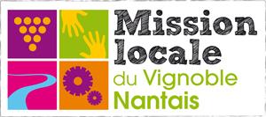 Logo Mission Locale du Pays du Vignoble nantais